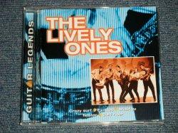 画像1: THE LIVELY ONES - GUITAR LEGENDS (MINT/MINT) / 2001 EUROPE Used CD