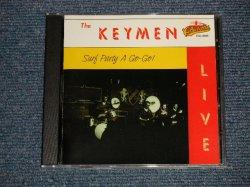 画像1: THE KEYMEN - SURF PARTY A GO-GO! (Ex+++/MINT) / 1996 US AMERICA ORIGINAL Used CD