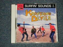 画像1: KRONTJONG DEVILS -SURFIN' SOUNDS OF THE KRONTJONG DEVILS (MINT/MINT) / 1996 NETHERLANDS / HOLLAND ORIGINAL Used CD