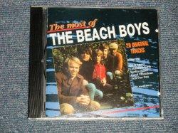 """画像1: THE BEACH BOYS - THE MOST OF (NEW) / 1991 AUSTRALIA ORIGINAL BRAND NEW"""" CD"""