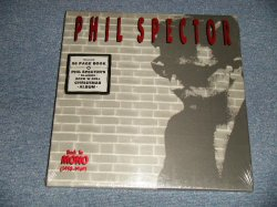 "画像1: V.A. Various Artists / Omnibus - PHIL SPECTOR : BACK TO MONO (1958-1969) (ESEALED) / 1991 US AMERICA ORIGINAL ""BRAND NEW SEALED"" 5-LP'S BOX SET with BOOKLET"
