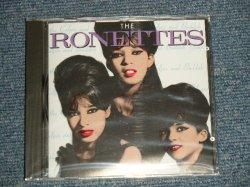 """画像1: THE RONETTESS - THE COLPIX & BUDDAH YEARS (SEALED) / 1992 UK ENGLAND """"BRAND NEW SEALED"""" CD"""