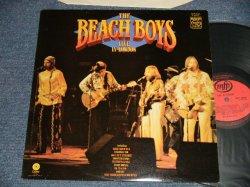 画像1: The BEACH BOYS - LIVE IN LONDON (Ex++/MINT-) / 1977 Version UK ENGLAND REISSUE Used LP