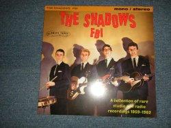"""画像1: THE SHADOWS - FBI :(A Collection of Rare Studio and radio recordings 1959-1962) (SEALED ) / 1990 POLAND/EUROPE """"BRAND NEW SEALED"""" LP"""