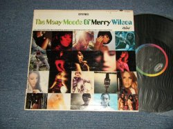 """画像1: MURRY WILSON (FATHER of WILSON BROTHERS) - THE MANY MOODS OF (Ex++/MINT-) / 1967 US AMERICA ORIGINAL """"STEREO"""" Used LP"""