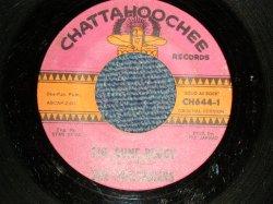 """画像1: The CONTENDERS - A)THE DUNE BUGGY   B)GO AHEAD  (Ex/Ex) / 1964 US AMERICA ORIGINAL Used 7"""" Single"""