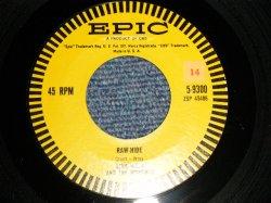 """画像1: LINK WRAY - A)RAW-HIDE  B)DIXIE-DOODLE (MINT-/MINT-) /  1959 US AMERICA ORIGINAL Used 7""""45rpm SINGLE"""