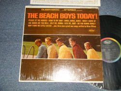 "画像1: The BEACH BOYS - THE BEACH BOYS TODAY (A)DT1-2269-X6 TH     A)DT2-2269-X8 TH-) ""TERRA HAUTE Press"" (MINT-/Ex++) / 1965 US AMERICA ORIGINAL ""DUOPHONIC STEREO"" Used LP"