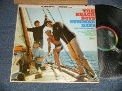"""画像1: The BEACH BOYS -SUMMER DAYS (Matrix #A)DT-1-2354-B2  IAM in TRIANGLE A)DT-2-2354-B4  IAM in TRIANGLE) """"SCRATCTON Press in PENSYLVANIA"""" (Ex++/Ex++ A-4,5:Looks:Ex)/ 1965 US ORIGINAL STEREO DUOPHONIC Credit  Used LP"""