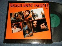 """画像1: The BEACH BOYS - BEACH BOYS' PARTY! (MINT-/MINT- BB for PROMO) / 1981 Version US AMERICA REISSUE """"GREEN Label""""""""FULL TRACKSVersion""""  Used LP"""