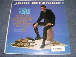 画像1: JACK NITZSCHE - THE LONELY SURFER ' Ex++/MINT ) / 1963 US ORIGINAL White Label Promo Mono LP