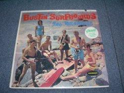 """画像1: THE TORNADOES - BUSTIN' SURFBOARDS (SEALED) / 1996 US AMERICA REISSUE """"COLORED WAX"""" """"BRAND NEW SEALED"""" LP"""