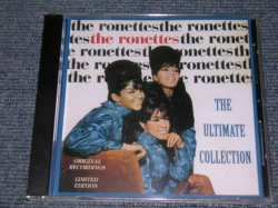 画像1: THE RONETTES - THE ULTIMATE COLLECTION  / 1990s EU SEALED CD
