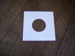 画像1: EP/シングル用 コート紙丸穴ジャケ (10枚セット)