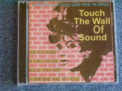 画像1: V.A. - TOUCH THE WALL OF SOUND 60 SPECTACULAR SOUND GEMS FROM THE SIXTIES / 1997 ITALIAN SEALED 2-CD