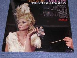 画像1: THE CHALLENGERS  - LIGHT  MY FIRE / 1968 US ORIGINAL SEALED LP