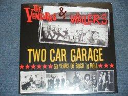 """画像1: THE VENTURES &  THE FABULOS WAILERS - TWO CAR GARAGE2009 US AMERICA ORIGINAL """"BLACK WAX"""" """"BRAND NEW SEALED LP"""